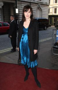 Gina McKee at the gala premiere of