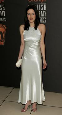 Michelle Ryan at the Orange British Academy Film Awards (BAFTAs).