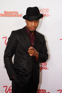 Ne-Yo at the Club SI Swimsuit hosted by Vanity in Las Vegas.