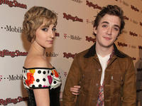 Kyle Gallner and Guest at the Peter Travers and Editors of Rolling Stone Host Awards Weekend Bash in California.