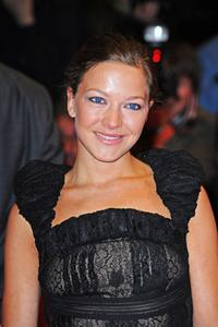 Hannah Herzsprung at the premiere of