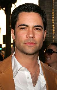 Danny Pino at the premiere of