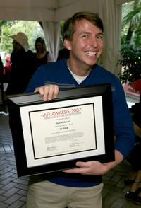 Jack McBrayer at the 8th Annual AFI Awards.