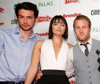 John Boyd, Wendy Glenn and Scott Caan at the Red Carpet of