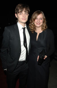 Sam Riley and Alexandra Maria Lara at the California Premiere of