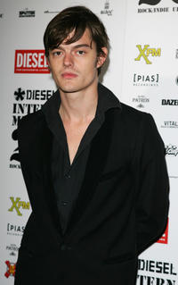 Sam Riley at the Diesel U-Music Awards in London.