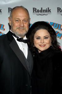Gerald McRaney and Delta Burke at the opening night of