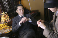 Tony Leung Chiu-Wai and Tang Wei in