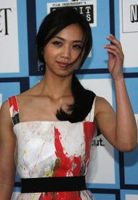 Tang Wei at the 2008 Film Independent's Spirit Awards in California.