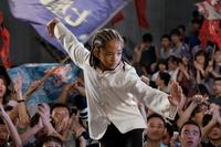 Jaden Smith as Dre Parker in