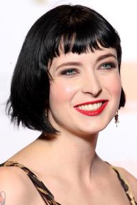 Diablo Cody at the Orange British Academy Film Awards (BAFTAs).