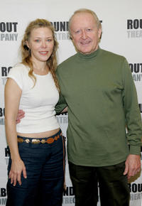 Kathryn Meisle and John Horton at the photocall of