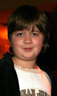 Conner Rayburn at the after party of California premiere of