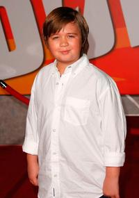 Conner Rayburn at the premiere of