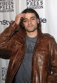 Oscar Isaac at the In Style Magazine Party during the Toronto International Film Festival.