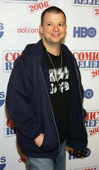 Jim Norton at the Comic Relief 2006 show.