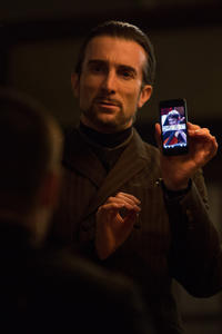 Sharlto Copley as Woo-jin Lee in