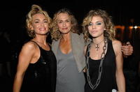 Actresses Kelly Carlson, Lauren Hutton and AnnaLynne McCord at the Season 5 Premiere Of