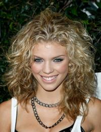 Annalynne McCord at the NIKE & CW celebration launch of 90210.
