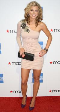 Annalynne McCord at the 27th Annual Macy's Passport benefit.