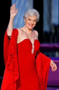 Lee Meriwether at the 2010 Miss America Pageant.