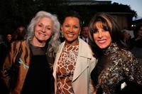 Lee Meriwether, Vanessa Williams and Kate Linder at the Hollywood Arts Council's 30th Anniversary Gala.