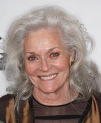 Lee Meriwether at the Hollywood Arts Council's 30th Anniversary Gala.