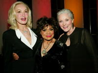 Julie Newmar, Eartha Kitt and Lee Meriwether at the 2nd Annual TV Land Awards.