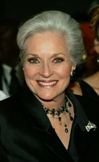 Lee Meriwether at the premiere of