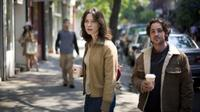 Rebecca Hall as Rebecca and Thomas Ian Nicholas as Eugene in