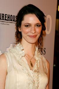 Rebecca Hall at the Los Angeles premiere of