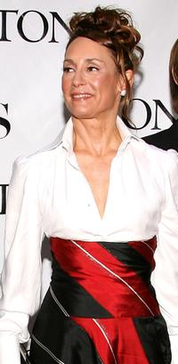 Laurie Metcalf at the 62nd Annual Tony Awards.