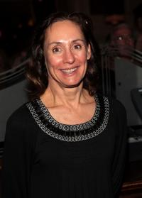 Laurie Metcalf at the after-party for the opening night of