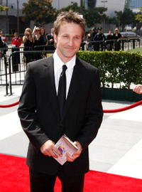 Breckin Meyer at the 2008 Creative Arts Emmy Awards.