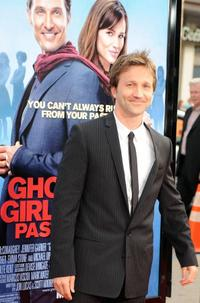 Breckin Meyer at the world premiere of