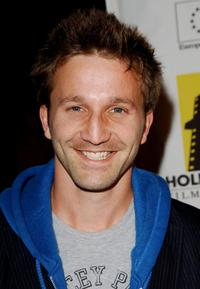 Breckin Meyer at the opening night of Hollywood Film Festival for the world premiere of