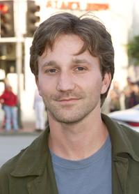 Brecken Meyer at the world premiere of