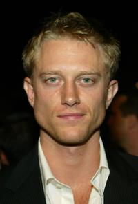 Neil Jackson at the premiere of