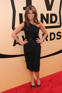 Ari Meyers at the 8th Annual TV Land Awards in California.