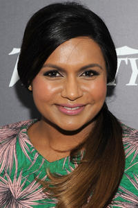Mindy Kaling at Variety's Actors on Actors.