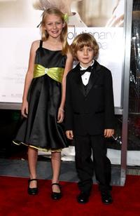 Ryan Simpkins and Ty Simpkins at the Los Angeles premiere of