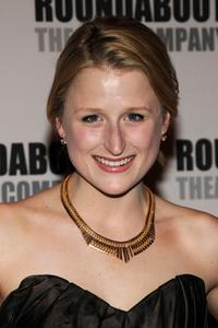 Mamie Gummer at the after party of the opening night of