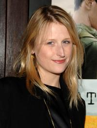 Mamie Gummer at the after party of the screening of