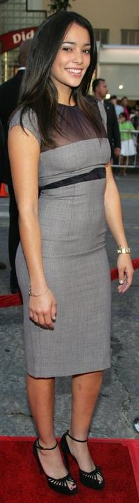 Natalie Martinez at the premiere of