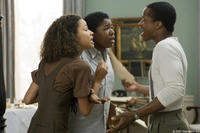Jurnee Smollett, Denzel Whitaker and Nate Parker in
