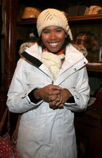 Regine Nehy at the 2007 Sundance Film Festival.