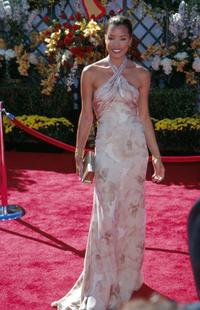 Michael Michele at the 2000 Emmy Awards.