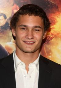 Rafi Gavron at the New York premiere of