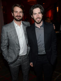 Mark Boal and director Jason Reitman at the after party of the California premiere of
