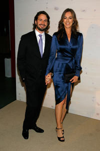 Mark Boal and director Kathryn Bigelow at the 3rd Annual Museum of Modern Art Film Benefit: A Tribute To Kathryn Bigelow in New York.